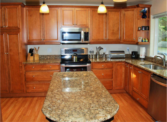 Aberdeen, WA Kitchen Remodeling Contractor - Tile, Hardwood ...